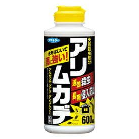 フマキラー アリ・ムカデ粉剤 600g ( 不快害虫忌避剤 殺虫剤 虫除け退治 ) ( 4902424432671 )