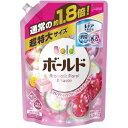 【大容量】P&G Bold ( ボールド ) 洗濯洗剤 液体 詰め替え用 超特大サイズ 1.26kg 香りのサプリイン  ( 4902430675802 )