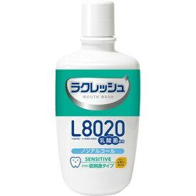 ジェクス L8020乳酸菌 ラクレッシュ 洗口液センシティブタイプ 300ml ハニーレモンミント風味 アルコールを含まない低刺激タイプ(4973210994970)