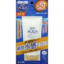【無くなり次第終了】ロート製薬 SKIN AQUA ( スキンアクア )  スーパーモイスチャーエッセンス ( 内容量:80G ) ( 4987241145478 )
