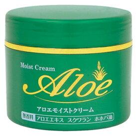 【送料無料・まとめ買い×3個セット】アロエモイストクリーム 160g