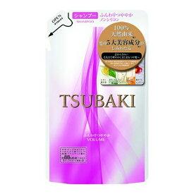 【まとめ買い×5】資生堂 TSUBAKI ツバキ ふんわりつややか シャンプー つめかえ用 330ml×5点セット(4901872461790)
