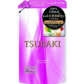 【まとめ買い×5】資生堂 TSUBAKI ツバキ ふんわりつややか ヘアコンディショナー つめかえ用 330ml×5点セット(4901872461813)