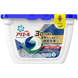 【決算セール】P&G アリエール パワージェルボール3D 本体 18個入 ( 第三の洗剤 衣類用洗剤ポーションタイプ ) (4902430675864)※無くなり次第終了