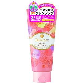 明色化粧品 DETクリア ブライト&ピール ホットクレンジングジェルクリーム 200g