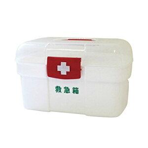 【送料込・まとめ買い×5】日進医療器 リーダー ポリ救急箱 Sサイズ