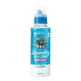 【令和・春の大開放セール】ヤシノミ 洗たく洗剤 濃縮タイプ 600ml