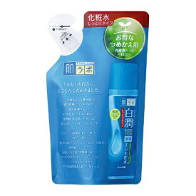 ロート製薬 肌ラボ 白潤 薬用 美白化粧水 しっとりタイプ つめかえ用 170ml