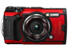 TG-6 [レッド] OLYMPUS Tough オリンパス デジタルカメラ【送料無料】【新品】