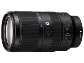 SEL70350G E 70-350mm F4.5-6.3 G OSS SONY Eマウント用レンズ【送料無料】【新品】