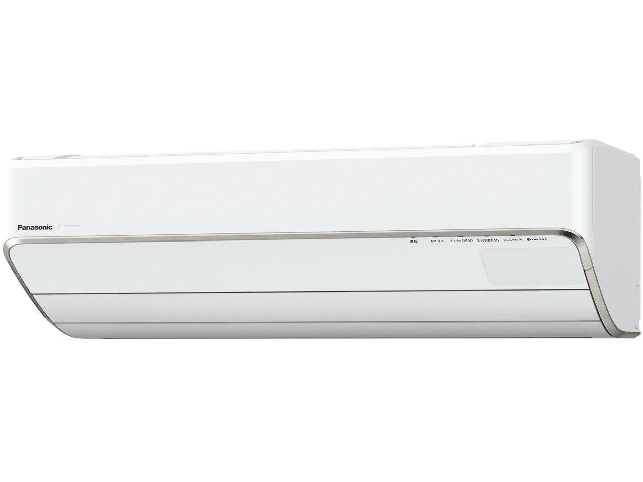 【代金引換不可】☆CS-SX226C Panasonic(2個口の商品です) パナソニック エアコン ナノイー