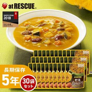 【30袋セット】カゴメ 野菜たっぷりスープ かぼちゃのスープ 1パック 160g×30個【納期90〜120日】【保存食 非常食 保存食セット 防災】