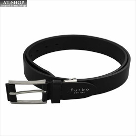 Furbo フルボ ベルト レザー FDB013-BLACK ブラック