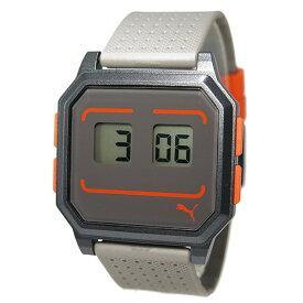 PUMA プーマ 時計 リストロボット 腕時計 PU910951013 ダークグレー