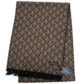 PATRICK COX パトリックコックス マフラー PC-1002-BROWN-521982 ブラウン