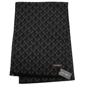 PATRICK COX パトリックコックス マフラー PC-1002-BLACK-521977 ブラック