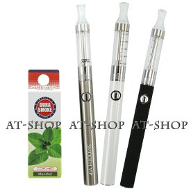 【あす楽】SMOOTH VIP スムースビップ X2 電子ベイプ スターターキット リキッド付き ホワイト 電子タバコ ライテック VAPE 禁煙グッズ