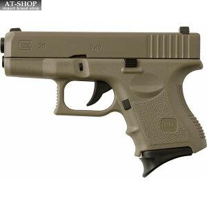 【あす楽】G26 ターボライター カーキ ピストル型 グロック GUN 銃 ミリタリー ガス注入式ターボライター アドミラル産業 58980022