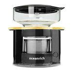自動ドリップコーヒーメーカーオーシャンリッチoceanrichブラックUQ-CR8200BL
