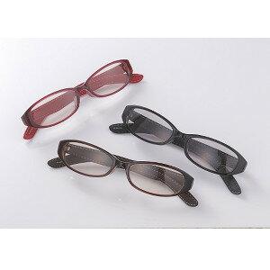 紫外線調光グラス「ラピードグラス」レッド 2個セット