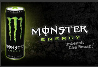 ♦ ♦ ♦ Asahi beverages-carbonated energy drink monster energy can 355ml×24 pieces