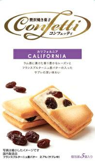 イトウ 제과 콘 페티 캘리포니아 5 개의 × 36 개 세트 (식품/과자/하위)