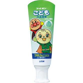 라이온 어린이 치약 멜론 향미 40 g