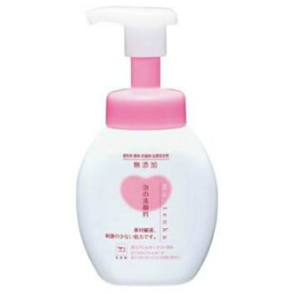 Non additive foaming facial wash charge pump 200ML×24 pieces