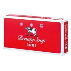 【送料込】 牛乳石鹸 牛乳石鹸 赤箱 3個入 ×48個セット