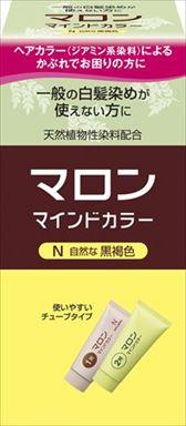 ヘンケルジャパン マロン マインドカラーN 自然な黒褐色 1個