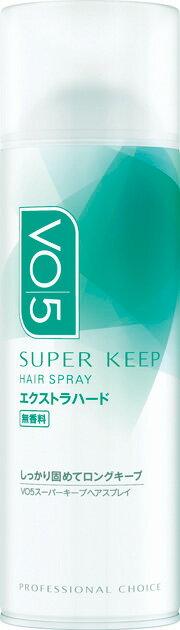 【サンスター】【VO5】VO5SKヘアスプレイEハード無香330G(4901616309869)【2999円(税込)以上で送料無料】