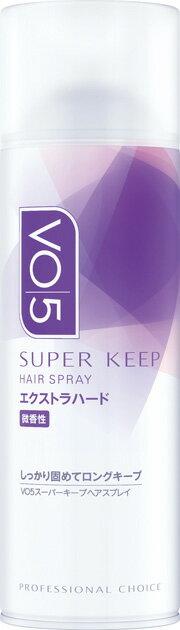【サンスター】【VO5】VO5SKヘアスプレイEハード微香330G【330g】【2999円(税込)以上で送料無料】