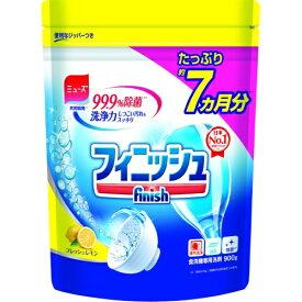 【送料込】 レキッドベンキーザー フィニッシュ パワー&ピュア パウダー 詰替え 大型 フレッシュレモンの香り 900g 1個 食器洗い機専用(食洗機用洗剤) 1個