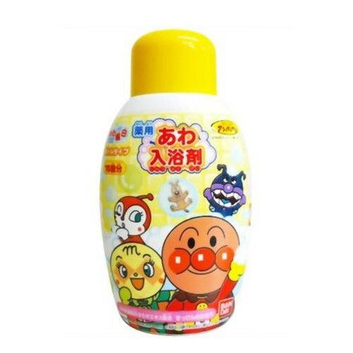【まとめ買い】【バンダイ】【アンパンマン】あわ入浴剤 アンパンマン ボトルタイプ 300ML【300ml】 ×24個セット
