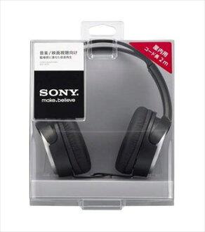 索尼立体声耳机 MDR XD150 B (内容: 1)