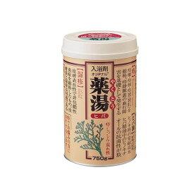 オリヂナル 薬湯 ヒバ 750g ×12個セット