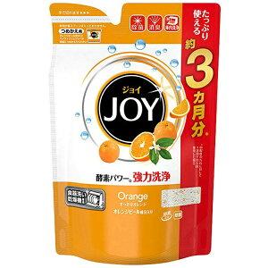 【送料込・まとめ買い×16個セット】P&G 食洗器用 ジョイ オレンジピール成分入り 詰替え 1個