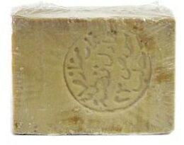 アレッポの石鹸 ノーマルタイプ 200g 無添加のオリーブ石けん 無香料・無着色・ノンパラベン