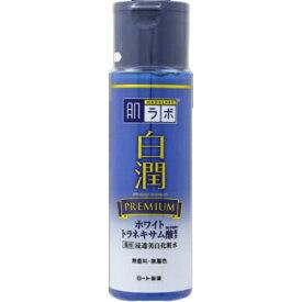 【送料込】 ロート製薬 肌研 ハダラボ 白潤プレミアム 薬用浸透美白化粧水 170ml 1個