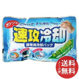 【メール便送料無料】紀陽除虫菊 速攻冷却 携帯用冷却パック 1個