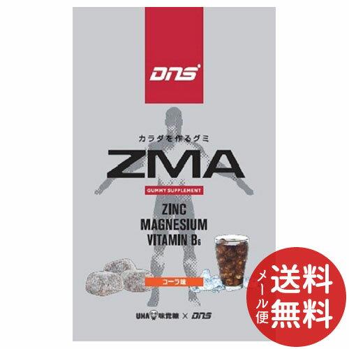 【メール便送料無料】UHA味覚糖 DNSグミ ZMA 29g 1個