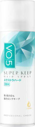 【サンスター】【VO5】VO5SKヘアスプレイEハード無香125G【125g】