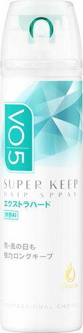【サンスター】【VO5】VO5SKヘアスプレイEハード無香50G【50g】