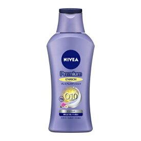 【送料込】 花王 NIVEA ニベア プレミアムボディミルク エンリッチ カモミール&ローズの香り 190g 1個