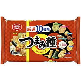 亀田製菓 つまみ種 130g ×12個セット