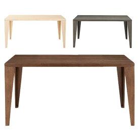 ダイニングテーブル 組立式 DT-03-150 幅1500x奥行900x高さ720mm 桜屋工業