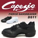 ダンススニーカーDS11【カペジオCAPEZIO FIERCE DANSNEAKER】【ジャズダンスシューズ/ジャズシューズ】【スプリットソール】【各種ダンス、...