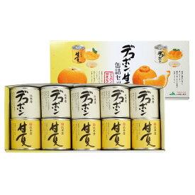 JAあしきた デコポン甘夏缶詰セット(10缶入)