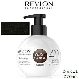 REVLON レブロン ニュートリカラークリーム 270ml No.411