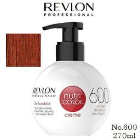 REVLON レブロン ニュートリカラークリーム 270ml No.600